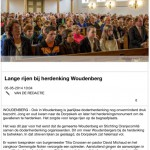 herdenking Woudenberg